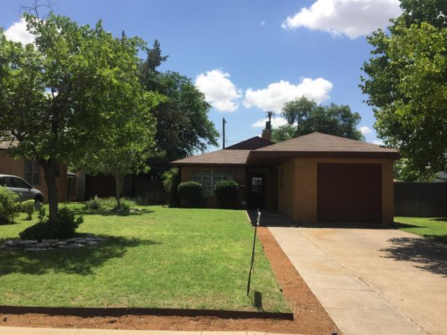 2615 27th Street, Lubbock, TX 79410 (MLS #201906608) :: McDougal Realtors