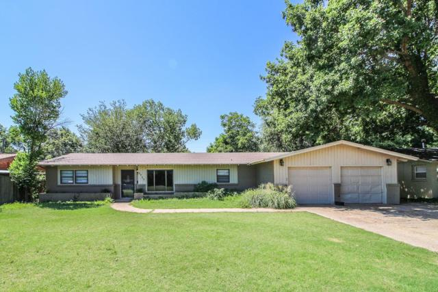 2711 57th Street, Lubbock, TX 79413 (MLS #201906654) :: Lyons Realty