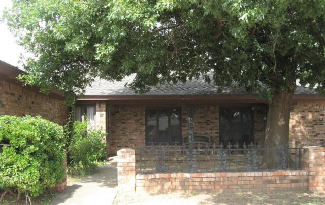 7916 Aberdeen Avenue, Lubbock, TX 79424 (MLS #201906719) :: The Lindsey Bartley Team