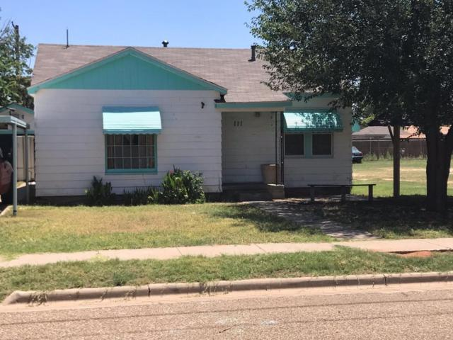 111 Ave U, Lubbock, TX 79415 (MLS #201906729) :: Stacey Rogers Real Estate Group at Keller Williams Realty