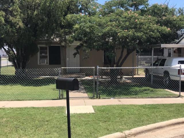 124 N Ave V, Lubbock, TX 79415 (MLS #201906752) :: The Lindsey Bartley Team