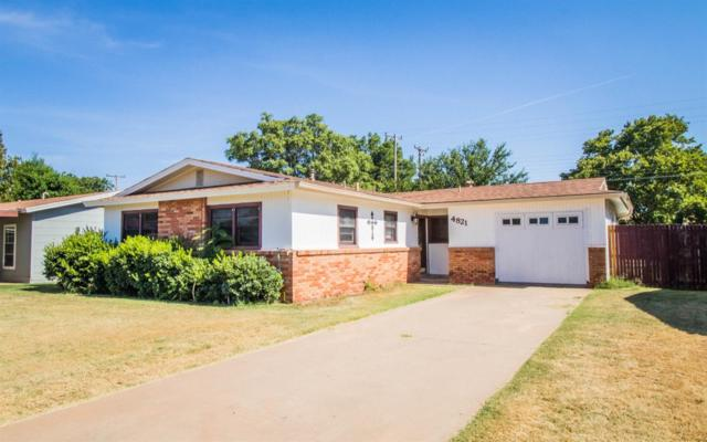 4821 52nd Street, Lubbock, TX 79414 (MLS #201907173) :: Stacey Rogers Real Estate Group at Keller Williams Realty