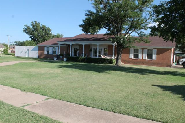 202 Tilford, Ralls, TX 79357 (MLS #201907186) :: Stacey Rogers Real Estate Group at Keller Williams Realty