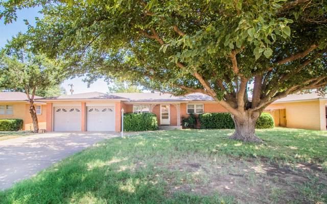 930 S 20th Street, Slaton, TX 79364 (MLS #201907262) :: Lyons Realty