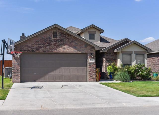 2134 136th Street, Lubbock, TX 79423 (MLS #201907281) :: Lyons Realty