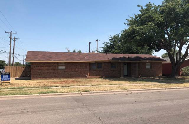 5436 15th Street, Lubbock, TX 79416 (MLS #201907408) :: Stacey Rogers Real Estate Group at Keller Williams Realty