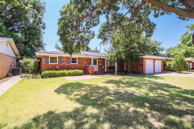 3605 45th Street, Lubbock, TX 79413 (MLS #201907410) :: Lyons Realty