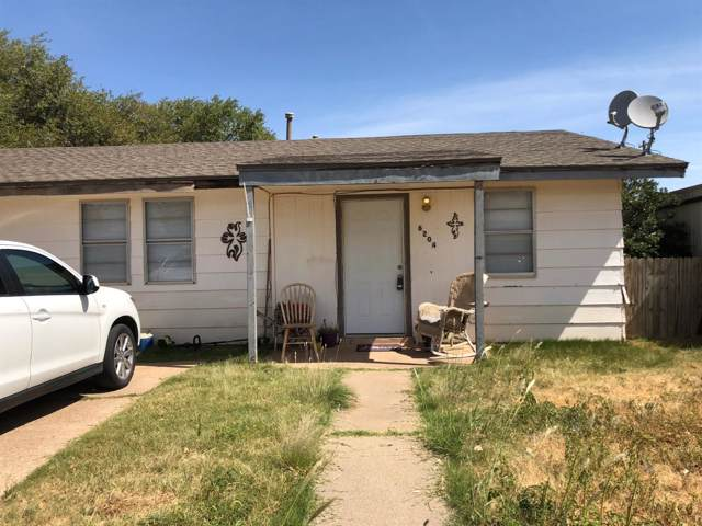6204 24th Street, Lubbock, TX 79407 (MLS #201907427) :: Lyons Realty