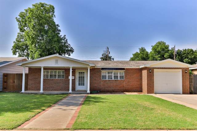 3111 43rd Street, Lubbock, TX 79413 (MLS #201907441) :: Stacey Rogers Real Estate Group at Keller Williams Realty