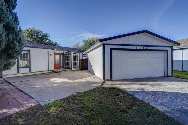 2707 92nd Street, Lubbock, TX 79423 (MLS #201907449) :: Stacey Rogers Real Estate Group at Keller Williams Realty