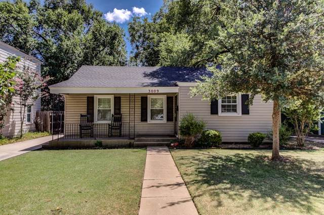 3009 22nd Street, Lubbock, TX 79410 (MLS #201907454) :: Lyons Realty