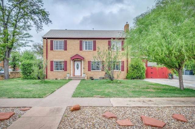 2324 17th Street, Lubbock, TX 79401 (MLS #201907457) :: Stacey Rogers Real Estate Group at Keller Williams Realty