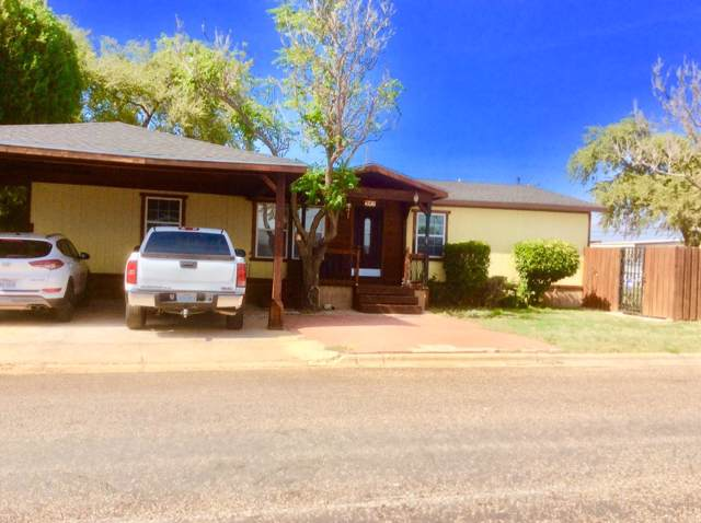 211 C Avenue, Levelland, TX 79336 (MLS #201907461) :: Stacey Rogers Real Estate Group at Keller Williams Realty