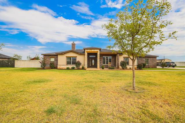1704 County Road 7560, Lubbock, TX 79423 (MLS #201907464) :: Stacey Rogers Real Estate Group at Keller Williams Realty