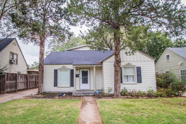 2616 25th Street, Lubbock, TX 79410 (MLS #201907468) :: Lyons Realty