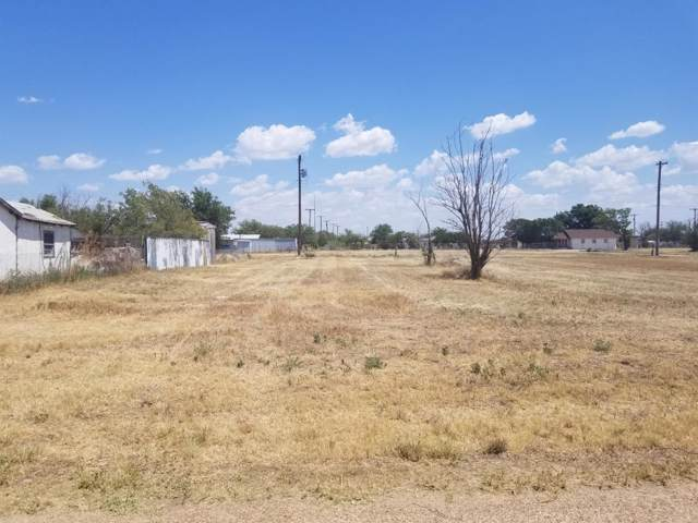 630 S Collins Street, Slaton, TX 79364 (MLS #201907475) :: Stacey Rogers Real Estate Group at Keller Williams Realty