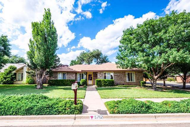 5712 87th Place, Lubbock, TX 79424 (MLS #201907476) :: Stacey Rogers Real Estate Group at Keller Williams Realty
