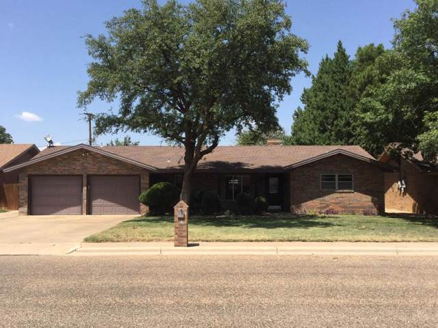 231 Sandalwood, Levelland, TX 79336 (MLS #201907497) :: Stacey Rogers Real Estate Group at Keller Williams Realty