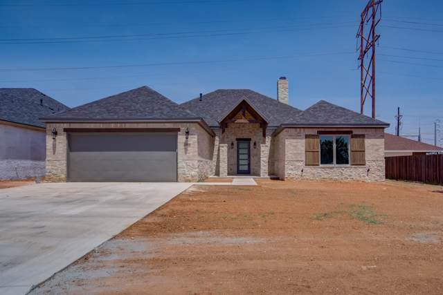 3410 107th Street, Lubbock, TX 79423 (MLS #201907504) :: Lyons Realty