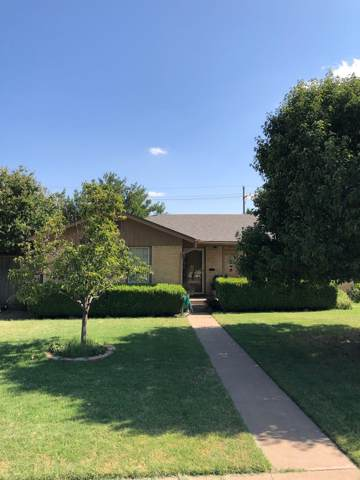 3107 32nd Street, Lubbock, TX 79410 (MLS #201907511) :: Lyons Realty