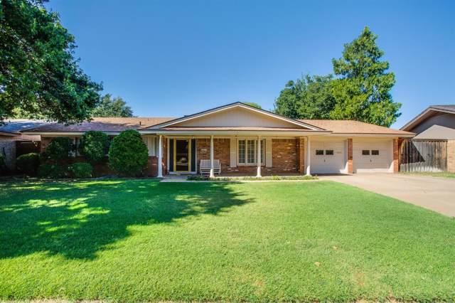 3605 76th Street, Lubbock, TX 79423 (MLS #201907524) :: Lyons Realty