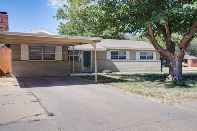 4302 29th Street, Lubbock, TX 79410 (MLS #201907536) :: Stacey Rogers Real Estate Group at Keller Williams Realty