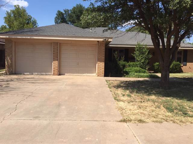 5708 91st Street, Lubbock, TX 79424 (MLS #201907549) :: Stacey Rogers Real Estate Group at Keller Williams Realty