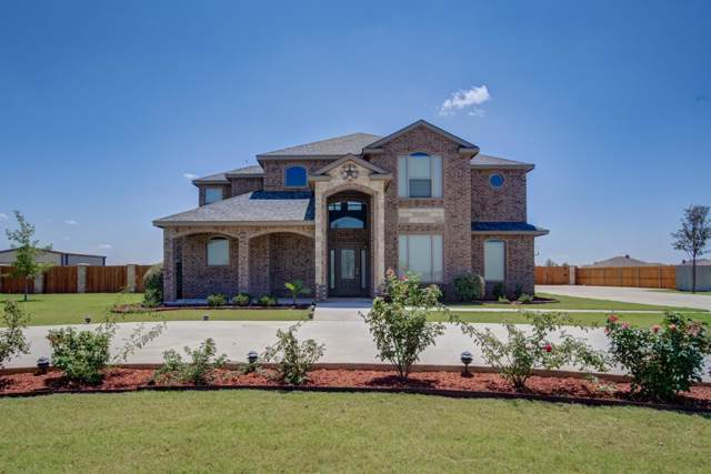 1709 County Road 7560, Lubbock, TX 79423 (MLS #201907550) :: Stacey Rogers Real Estate Group at Keller Williams Realty