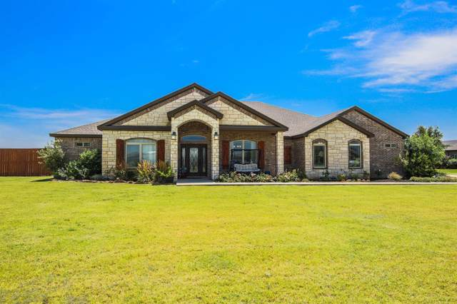 2001 County Road 7570, Lubbock, TX 79423 (MLS #201907568) :: Stacey Rogers Real Estate Group at Keller Williams Realty