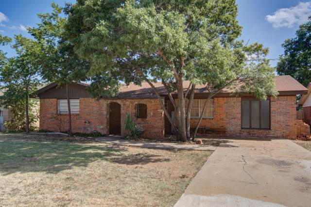 5423 47th Street, Lubbock, TX 79414 (MLS #201907580) :: Stacey Rogers Real Estate Group at Keller Williams Realty