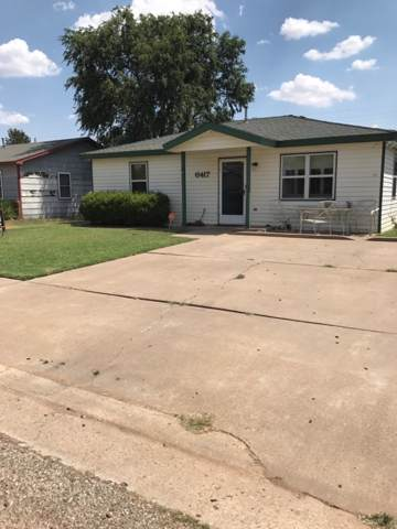 6417 23rd Street, Lubbock, TX 79407 (MLS #201907581) :: Stacey Rogers Real Estate Group at Keller Williams Realty