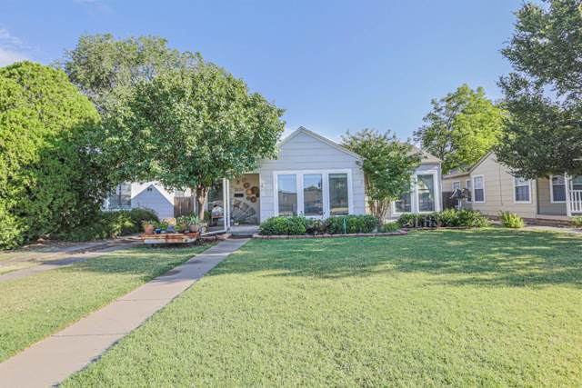 2824 25th Street, Lubbock, TX 79410 (MLS #201907587) :: Lyons Realty