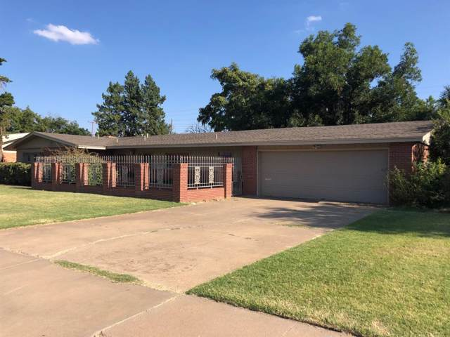 2513 58th Street, Lubbock, TX 79413 (MLS #201907594) :: Stacey Rogers Real Estate Group at Keller Williams Realty