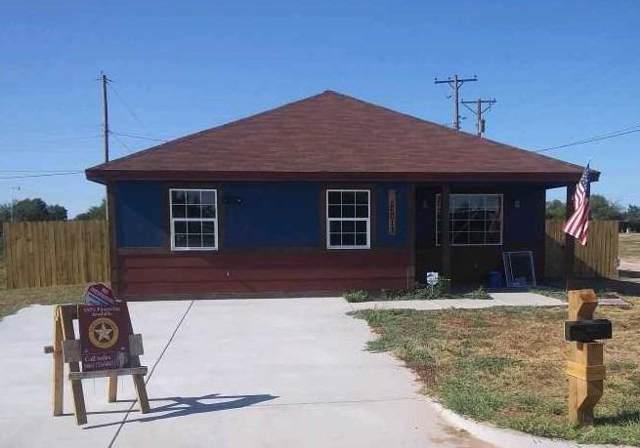2013 E 7th Street, Lubbock, TX 79403 (MLS #201907609) :: McDougal Realtors