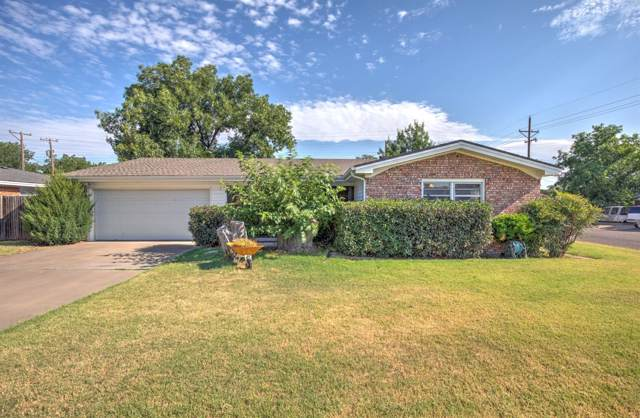 2302 53rd Street, Lubbock, TX 79412 (MLS #201907613) :: Stacey Rogers Real Estate Group at Keller Williams Realty