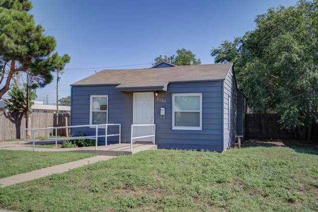 5104 36th Street, Lubbock, TX 79414 (MLS #201907614) :: Stacey Rogers Real Estate Group at Keller Williams Realty