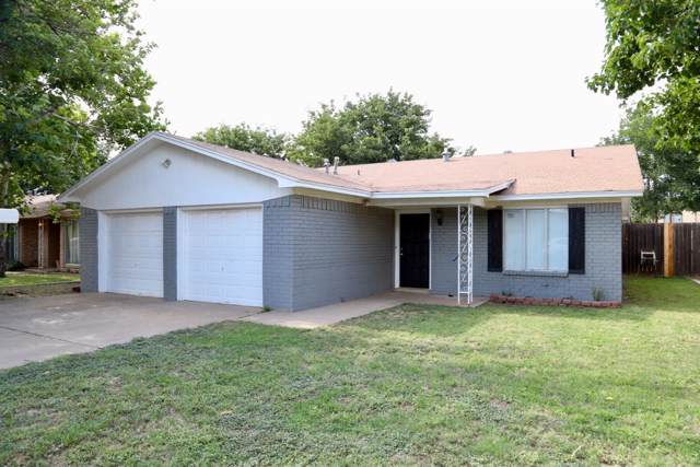 4704 59th Street, Lubbock, TX 79424 (MLS #201907620) :: Stacey Rogers Real Estate Group at Keller Williams Realty