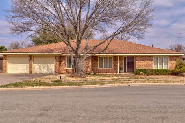 3404 93rd Street, Lubbock, TX 79423 (MLS #201907623) :: Lyons Realty