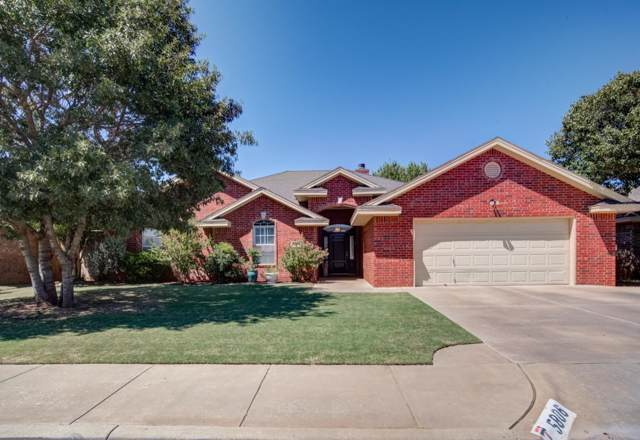 5806 95th Street, Lubbock, TX 79424 (MLS #201907652) :: Stacey Rogers Real Estate Group at Keller Williams Realty