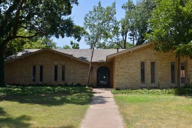 6106 Lynnhaven Drive, Lubbock, TX 79413 (MLS #201907668) :: The Lindsey Bartley Team