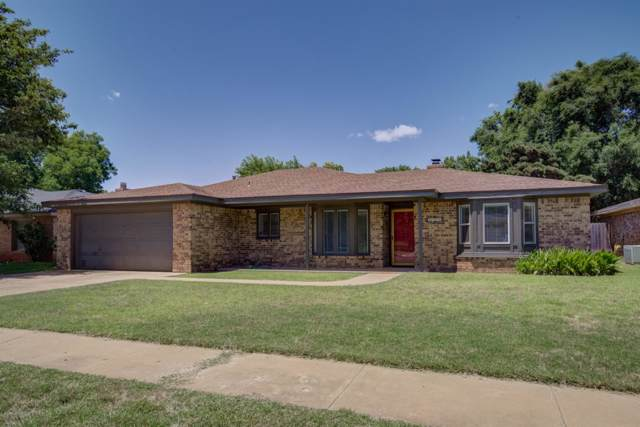 5714 69th Street, Lubbock, TX 79424 (MLS #201907669) :: Stacey Rogers Real Estate Group at Keller Williams Realty