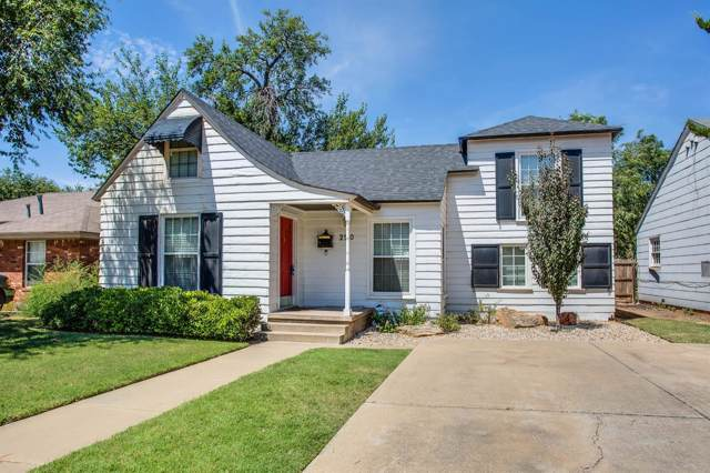 2510 26th Street, Lubbock, TX 79410 (MLS #201907675) :: Lyons Realty