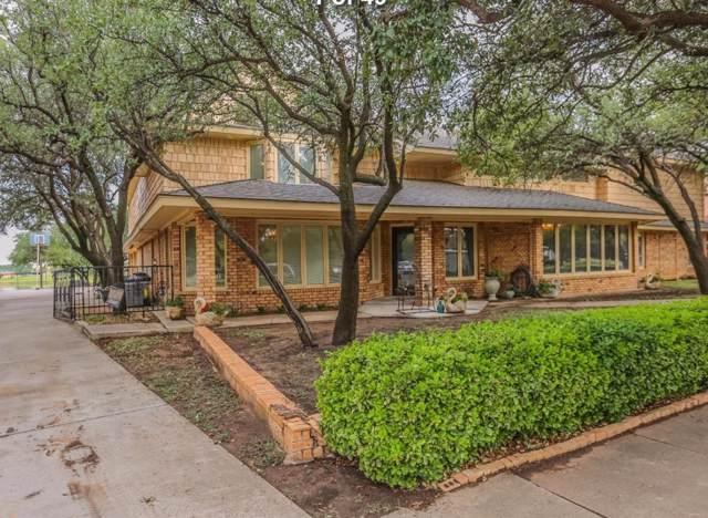 8406 Wayne Avenue, Lubbock, TX 79424 (MLS #201907676) :: Reside in Lubbock | Keller Williams Realty