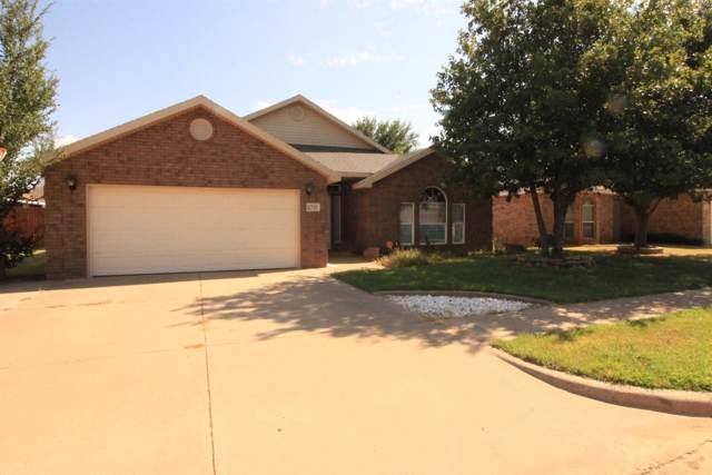 6709 87th Street, Lubbock, TX 79424 (MLS #201907680) :: The Lindsey Bartley Team
