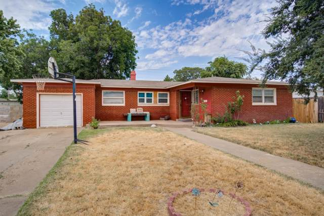 4316 44th Street, Lubbock, TX 79413 (MLS #201907687) :: Lyons Realty