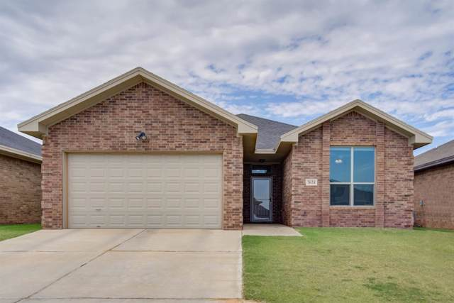 7624 85th Street, Lubbock, TX 79424 (MLS #201907690) :: Stacey Rogers Real Estate Group at Keller Williams Realty