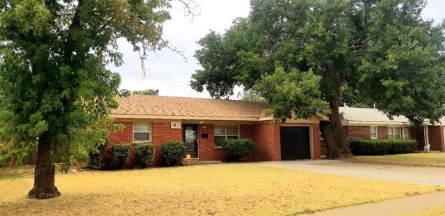 2807 63rd Street, Lubbock, TX 79413 (MLS #201907698) :: Stacey Rogers Real Estate Group at Keller Williams Realty