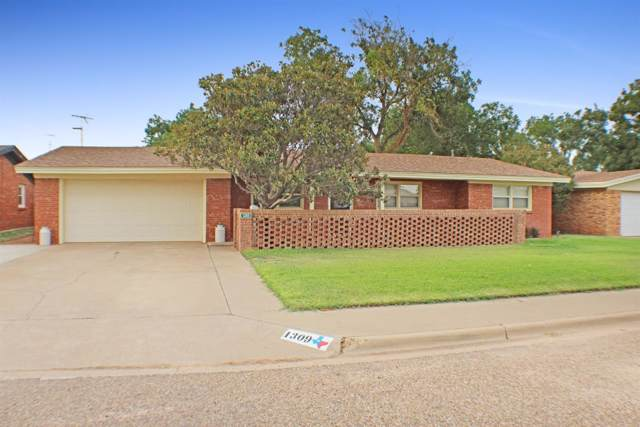 1309 E Harris Street, Brownfield, TX 79316 (MLS #201907700) :: Stacey Rogers Real Estate Group at Keller Williams Realty