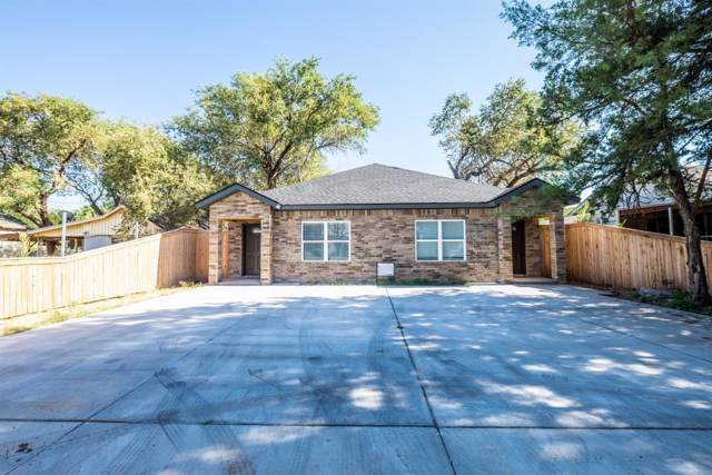 2311 20th Street, Lubbock, TX 79411 (MLS #201907701) :: The Lindsey Bartley Team