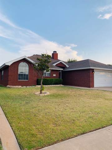 1913 76th Street, Lubbock, TX 79423 (MLS #201907703) :: McDougal Realtors